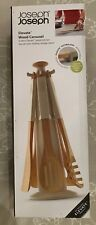 Joseph Joseph Elevate Wood Carousel ... Brand New & Sealed