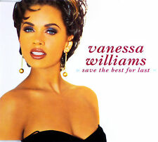 CD Maxi-Vanessa Williams-Save the best for last - #a2323