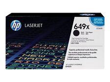 HP 649x LaserJet Toner Cartridge High Yield Black CE260X