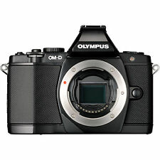 Olympus OM-D Digital Cameras with 1080p HD Video Recording