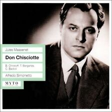 Teresa Berganza - Don Chisciotte: Live Recording Milan, May 25, 1957 [CD]