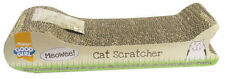 GOODGIRL CAT TO NATURE CARDBOARD CAT KITTEN SCRATCHING POST WITH CAT NIP