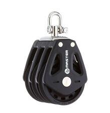 60mm Triple Swivel Shackle Block - Master BP-0605F