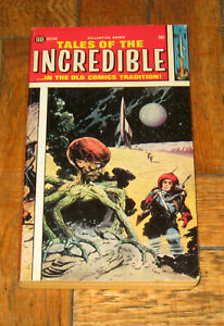 TALES OF THE  INCREDIBLE MAR. 1965  BALLANTINE BOOKS  PAPERBACK