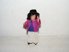Kleine Petit Collin-Celluoid-Puppe-Kaufladen-Puppenhaus-Puppenstube-doll-poupee