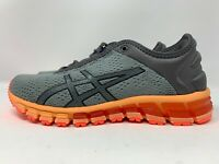 ASICS Gel-Quantum 180 3  Casual Running  Shoes - Grey/Orange - Womens Size 6 New