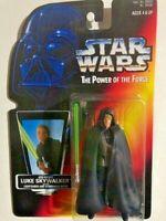 Star Wars Power of the Force POTF2 Orange Luke Skywalker Brown Vest Variant .00
