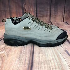 Skechers Sport Trail Shoes Men Size 9 Hiking Shoes 4984 - Olive Green -