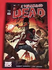 The Walking Dead #1 Image Expo Variant Signed by Robert Kirkman & Charlie Adlard