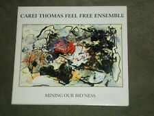 Carei Thomas Feel Free Ensemble ‎Mining Our Bid'Ness (CD, Sep-2002, Roaratorio)
