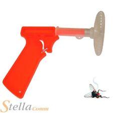 MOUCHE Tapette Pistolet ressort chargé moustique insecte contrôle tueur Tapette