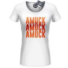 Amuck Amuck Amuck T Shirt Hocus Sisters Halloween Outfit Womens Top 415