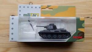 Herpa 746045 - 1/87 Battle Tank T-34/76 With German Kommandentenkuppel - New