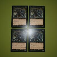 Dauthi Mercenary x4 Tempest 4x Playset Magic the Gathering MTG
