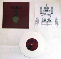 "Kagoule ""The Bastard / Monarchy"" White 7"" Vinyl - RSD Record Store Day 2015"