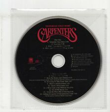 (JS679) The Carpenters, Yesterday Once More - 1998 CD