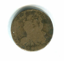 FRANCE - 2 Sols 1791-1793 Copper Coin - Louis XVI - KM#603