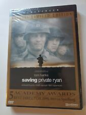 Saving Private Ryan [New Dvd] Ltd Ed, Special Ed, Widescreen, Dolby *Free Ship*