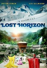 LOST HORIZON (1973 Peter Finch, Liv Ullmann) Region Free DVD - Sealed