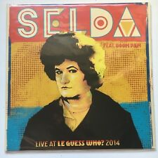 SELDA BAGCAN - LIVE @ LE GUESS WHO 500 ONLY NUMBER RECORD LP SEALED RECORD