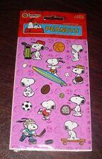 Peanuts Snoopy Sports Scrapbook Stickers