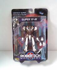 Toynami Robotech Battlecry Super YF-1R Action Figure Veritech 2002 Poseable