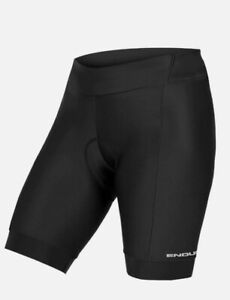 Endura Womens Xtract Gel Shorts Black Size S New with Tags