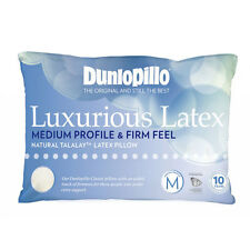 DUNLOPILLO Luxurious Natural  Talalay Latex Medium Profile & Firm Feel Pillow