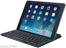 New Logitech Wireless Ultrathin Keyboard Case Cover for iPad AIR 1/ Ipad 5 Black