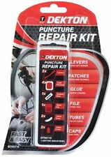 Bike Tire Puncture Repair Kit Quick Repair Tool Set Bicycle Case DT95710