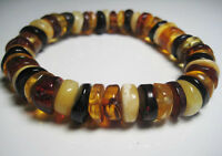 Genuine Baltic Amber Bracelet 15 g. !!!