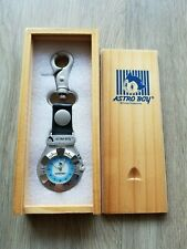 Astro Boy Vintage Keychain Watch 2005 Rare, Metal, Heavy, Promo Collectible
