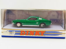 LOT 31163 | Dinky Matchbox DY-16 1967 Ford Mustang Fast Back 1:43 Modellauto OVP