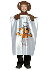 TAKE ME HOME DOGGY BAG CHILD HALLOWEEN COSTUME BOY'S SIZE MEDIUM 8-10