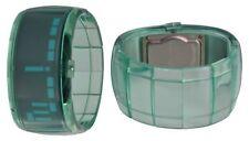 Orologi da polso con cinturino in plastica LED
