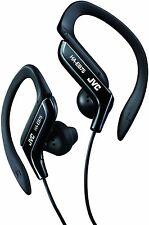 JVC Headset Gym Sport Style Ear Clip Kopfhörer iPhone Schwarz NEU