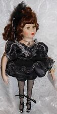 Collectible Memories Monique Porcelain Doll Collector's  Limited Edition