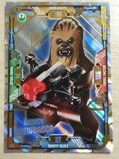 LEGO STAR WARS TRADING CARDS - SERIES 1 LE5 Mighty Chewbacca Limited Edition