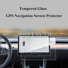 For Tesla Model 3 15'' Tempered Glass GPS Navigation Screen Protector  2016-2018