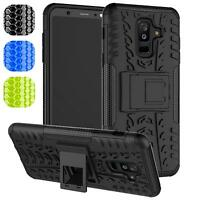 Outdoor Hülle Samsung Galaxy J6 2018 Handy Hülle Panzer Cover Hard Case Schutz