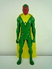 "MARVEL Titan Hero Serie 12"" figura de visión con Cabo"