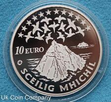 2008 Ireland 10 Euro Silver Proof Coin Celtic Culture