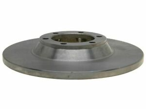 For 1981-1982 Chevrolet LUV Brake Rotor Front Raybestos 49794QM RWD R-Line