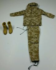 Armoury 1/6 *RARE* British Desert Rat Operations in Iraq Uniform & Equip. set.