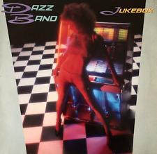 DAZZ BAND - Jukebox (LP) (VG/VG-)