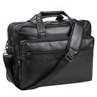 Leather-Laptop-BagMens-173-Inches-Messenger-Briefcase-Business-Computer-Bag