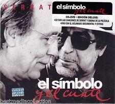 DELUXE 1 CD + 1 DVD Serrat Sabina CD NEW El Simbolo y El Cuate USA Seller NEW
