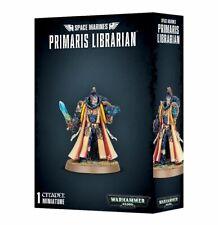 Warhammer 40K: Space Marines Primaris Librarian 48-63
