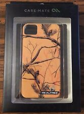 Lot (4) Four Realtree Orange Camo iPhone 4/4s Cellphone Covers Casemate