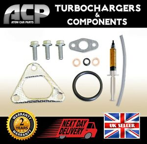 Turbocharger Fitting / Gasket Kit for Mercedes E Class 270 CDI (W211). 177 BHP.